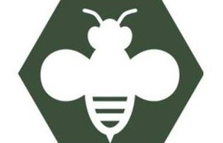 agricology logo bee